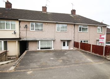 Thumbnail 4 bed terraced house for sale in Houfton Road, Bolsover, Chesterfield