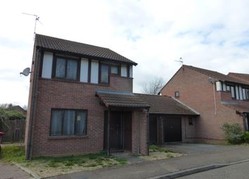 Thumbnail 3 bedroom property to rent in Woodhall Rise, Werrington, Peterborough