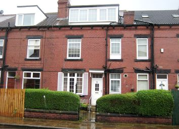 Thumbnail 3 bed terraced house to rent in Warrels Avenue, Bramley, Leeds