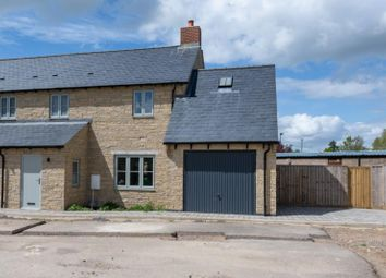 Thumbnail 3 bed semi-detached house for sale in Covert Close, Plot 5, Fritwell, Bicester, Oxfordshire