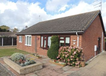 Thumbnail 1 bed bungalow for sale in Green Drive, Lowestoft