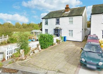 Thumbnail 2 bed semi-detached house for sale in Rookery Road, Downe, Orpington, Kent