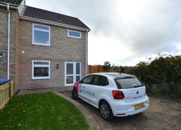 Thumbnail 2 bed end terrace house to rent in Lincett Avenue, Worthing, West Sussex
