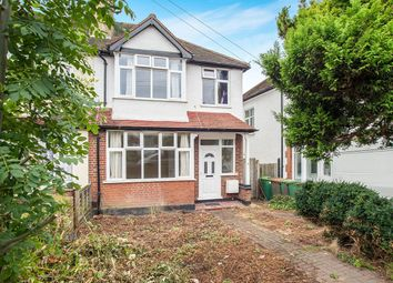 Thumbnail 3 bed semi-detached house for sale in Braemar Road, Worcester Park