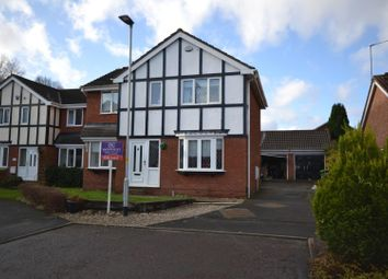 4 bed detached house for sale in Purdy Close, Old Hall, Warrington WA5