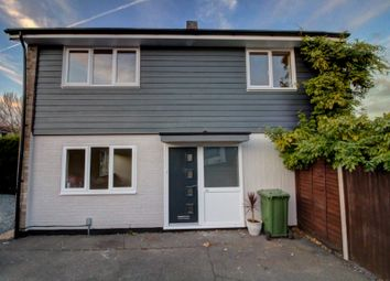 Thumbnail 3 bed end terrace house for sale in Worthing Road, Laindon, Basildon