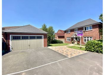 Thumbnail 4 bed detached house for sale in Douglas Close, Northwich