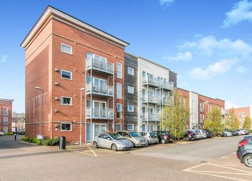 Thumbnail 2 bed flat for sale in Holman Court, Ipswich