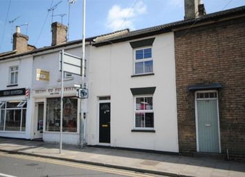 Thumbnail 2 bed terraced house for sale in Springfield Road, Chelmsford