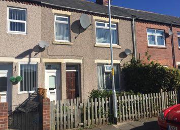 Thumbnail 3 bedroom flat to rent in Castle Terrace, Ashington