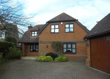 Thumbnail 5 bed detached house to rent in Springfield Road, Pamber Heath, Tadley