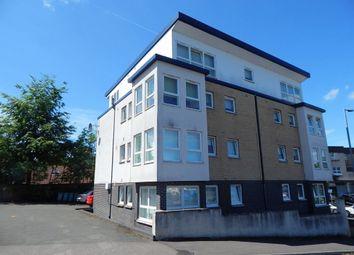Thumbnail 2 bed flat to rent in 171 Bank Street, Coatbridge