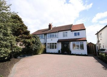 Thumbnail 4 bed semi-detached house for sale in Southport Road, Formby, Liverpool