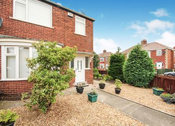 Thumbnail 3 bedroom semi-detached house for sale in Eder Road, Stockton-On-Tees