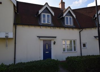 Thumbnail 2 bed terraced house to rent in Bridge Meadow, Feering Hill, Feering, Colchester