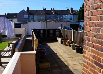 Thumbnail 2 bed terraced house for sale in Langwith Road, Bolsover, Chesterfield