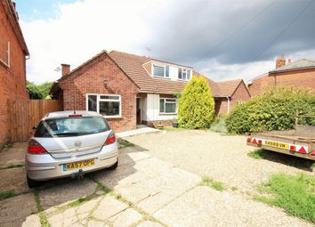 Thumbnail 3 bed semi-detached bungalow for sale in Nayland Road, Mile End, Colchester, Essex