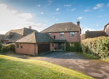 Thumbnail 5 bed detached house for sale in Pett Lane, Charing