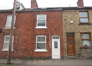 Thumbnail 3 bed terraced house for sale in Padley Hill, Mansfield, Nottinghamshire