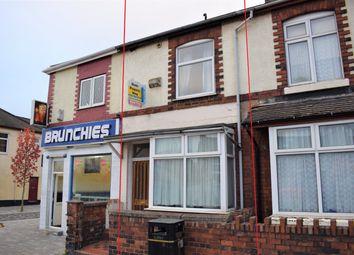 Thumbnail 4 bedroom terraced house for sale in Boughey Road, Shelton, Stoke On Trent
