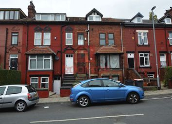 Thumbnail 4 bedroom terraced house to rent in Wrangthorn Place, Hyde Park, Leeds