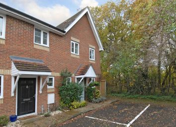 Thumbnail 2 bedroom end terrace house for sale in Warfield, Berkshire