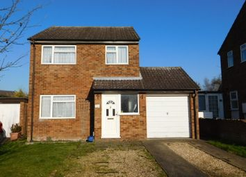 Thumbnail 3 bedroom detached house for sale in The Mixes, Stotfold