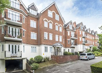 Thumbnail 2 bed flat for sale in Holly Lodge, 90 Wimbledon Hill Road, London