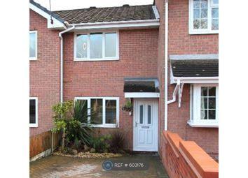 Thumbnail 2 bed terraced house to rent in Bilbury Close, Redditch