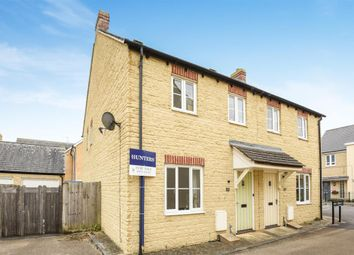 Thumbnail 3 bed semi-detached house for sale in Poppy Terrace, Carterton