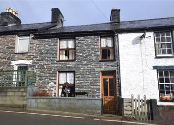 Thumbnail 3 bed terraced house for sale in Upper Corris, Machynlleth, Gwynedd