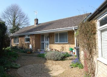 Thumbnail 2 bed detached bungalow to rent in Church Street, Moulton, Northampton