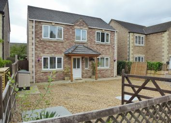 Thumbnail 3 bed detached house for sale in Station Road, Wisbech St. Mary, Wisbech