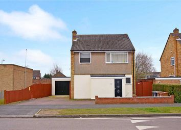 Thumbnail 3 bed detached house for sale in Ruskin Avenue, Wellingborough