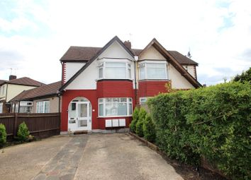 Thumbnail 1 bed flat for sale in Aldridge Avenue, Stanmore, Middlesex