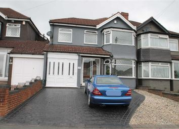 Thumbnail 3 bed semi-detached house for sale in Chestnut Road, Oldbury