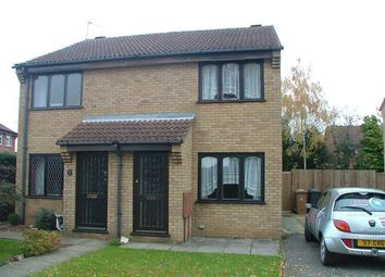 Thumbnail 2 bed semi-detached house to rent in Redmires Drive, Chellaston, Derby