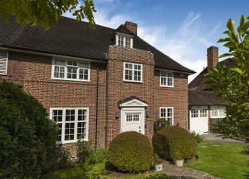 Thumbnail 4 bed semi-detached house for sale in Cotman Close, London