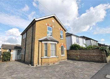 Thumbnail 1 bed flat to rent in Corrie Road, Addlestone, Surrey