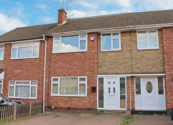 Thumbnail 4 bedroom terraced house for sale in Harborough Road, Whitmore Park, Coventry