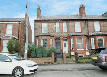 Thumbnail 3 bed end terrace house for sale in Navigation Road, Altrincham