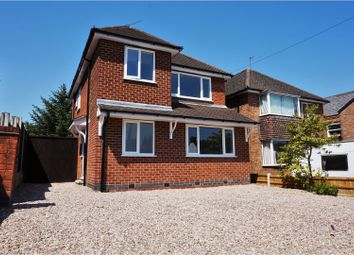 Thumbnail 3 bed detached house for sale in Derby Road, Sandiacre