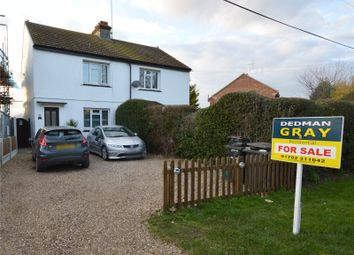 2 bed semi-detached house for sale in Church Road, Barling Magna, Southend-On-Sea, Essex SS3