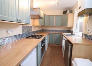 Thumbnail 2 bed terraced house to rent in Raymond Road, Leicester
