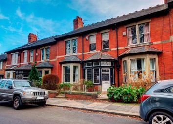 Thumbnail 4 bed terraced house for sale in Rosebery Crescent, Jesmond Vale, Newcastle Upon Tyne