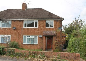 Thumbnail 2 bed maisonette for sale in Highwood Crescent, High Wycombe