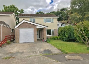 Thumbnail 4 bed detached house for sale in William Bowen Close, Gowerton, Swansea