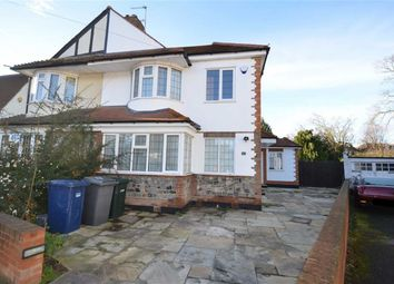 Thumbnail 4 bed property to rent in Oak Tree Drive, London