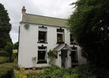 Thumbnail 3 bed detached house for sale in Maesybont, Llanelli