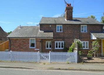 Thumbnail 2 bed cottage for sale in The Studio Cottage, 2 Common Road, Sissinghurst, Cranbrook, Kent